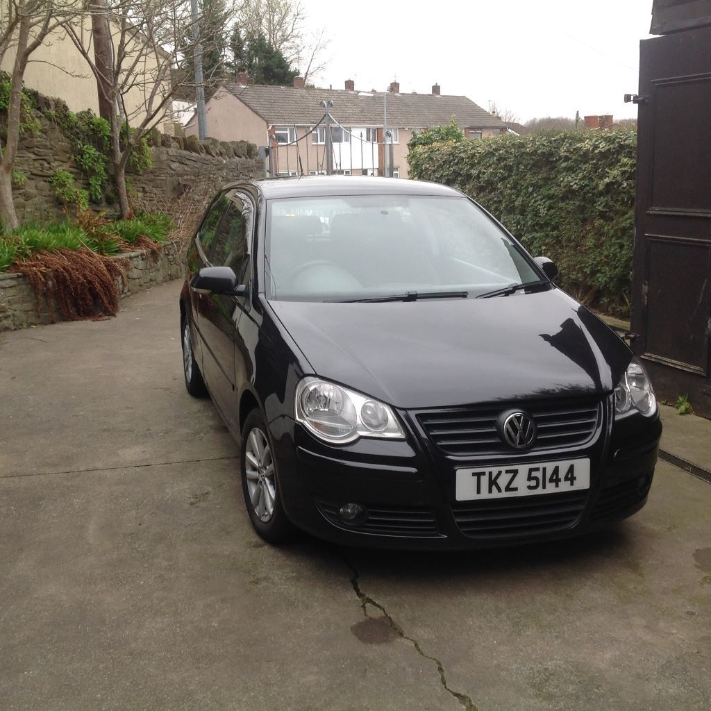 vw polo 1 4 tdi 2007 in st george bristol gumtree. Black Bedroom Furniture Sets. Home Design Ideas