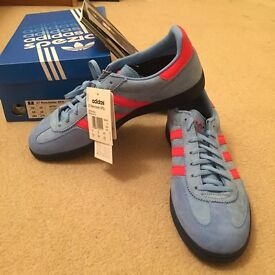Adidas GT Manchester Spezial Size 10 UK Brand New With Tags And Original Box