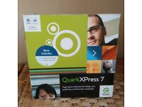 Quark Xpress 7 (Computer Software)