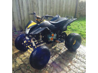 Road legal Bashan bs 200 s7 quad bike