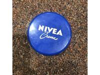 Brand new pot of Nivea Creme