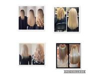 Full head of hair extension