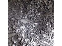 25 kg bags of spanish slate chippings for landscaping, paths, garden mulsh - needs grading & sorting