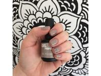 Luxury Manicure & Pedicure +Gellux polish £35