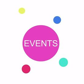 Sales Executive full time for award winning events company
