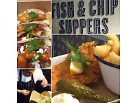 Chefs required for busy Fish restaurant and takeaway in the heart of West Didsbury
