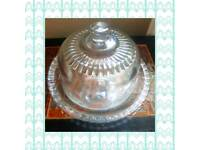 Vintage, Aroroc Cheese and Cake Dome
