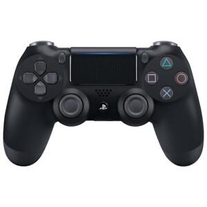 STORE SALE-FLAT $59 PlayStation 4 DualShock 4 Wireless Controller - Jet Black And Gold new sealed