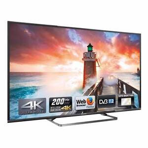 "Panasonic 165""cm Smart 4K Ultra HD TWIN TUNER SMART TV Auburn Auburn Area Preview"