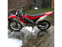 Mint condition derbi senda drd pro! 3000miles from new!