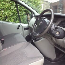 Vauxhall vivaro for sale no vat reduced for quick sale