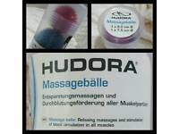 HUDORA massage balls (x2 in pack)