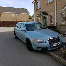 Audi a6 avant 2.7tdi REDUCED TO SELL