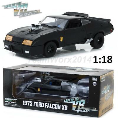 Greenlight 12996 1973 Ford Falcon XB V8 Interceptor Diecast Car 1:18