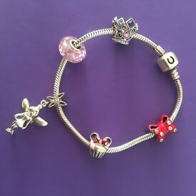 Disney Chamilia bracelet