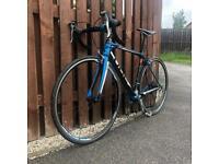 Cube agree GTC road bike. Carbon frame 53 cm