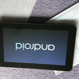7 inch android tablet new and unused
