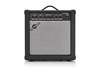 25Watt Electric Bass Amp by Gear4music