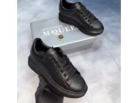 Unisex Alexander McQueen trainers sizes 3-12