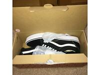 Vans Trainers (UK 9) Never worn/Brand new