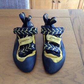 La Sportiva Miura VS Climbing Shoe (Eu 42.5, UK 8.5) great condition