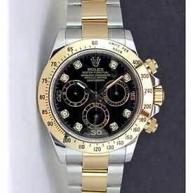 I buy any Rolex for good price.No question asked.