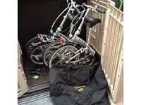 Dawes folding bikes