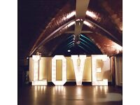 Light Up ✨LOVE 💫 Letters for Hire in Manchester/Cheshire ❤