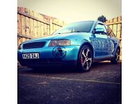 ***Audi A3 1.8t Sport Boost Gauges SS Exhaust Custom Artwork. Looking Ideally For Swap******