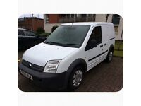 2007 (57) FORD TRANSIT CONNECT DIESEL MOT FOR A FULL YEAR ****NO VAT***