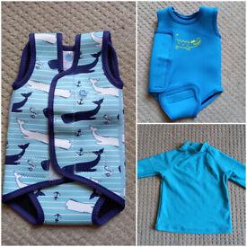 Baby wetsuit bundle - 3-6mths