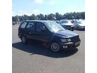 Long MOT Mitsubishi Space Wagon, 2.4 petrol, manual, AC, sunroof. £250 - NO OFFERS