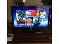 """32"""" LCD tv with android smart box with kodi"""