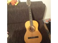 JSH Encore acoustic guitar used