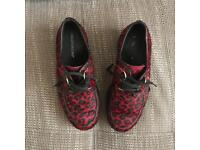 Official Underground Creepers Size 6