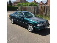 Mercedes E320 W124 Coupe 24v 320 CE - Open To Offers