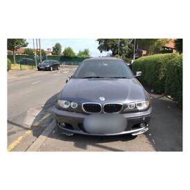 BMW E46 M sport for sale.