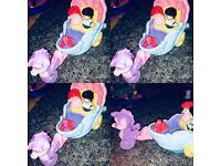 Disney Little People Princess Carriage