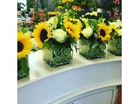 Experienced Florist required for part time
