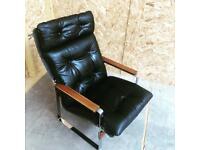 Vintage mid century armchair