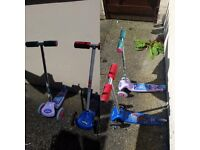 3 Wheeler Scooters