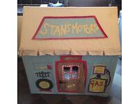 Win Green Garage Children's Playhouse