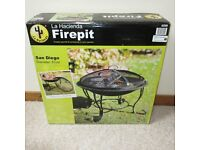 Firepit - La Hacienda San Diego - New, boxed and unused. Unwanted present