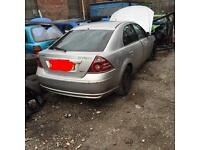 Ford mondeo 2.0 tdci breaking all parts