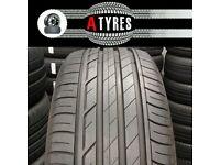 225 55 17 97W Bridgestone Turanza T001 6mm+ (A Tyres) FREE FITTING