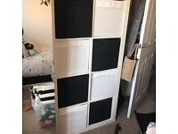 Ikea cube unit