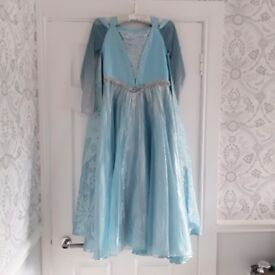 FROZEN Dress ***Never Worn*** Age 10yrs Cost £200