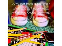 Outgrown School Uniform - Pre-loved Stallholders Wanted!