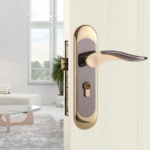Entry Door Lever Lock Handle Door Lock Mechanical Lock for H