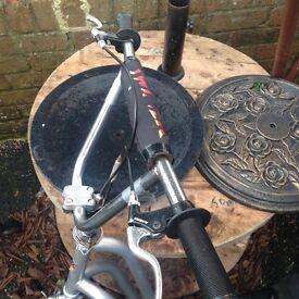 Round town scooter ALHONGA